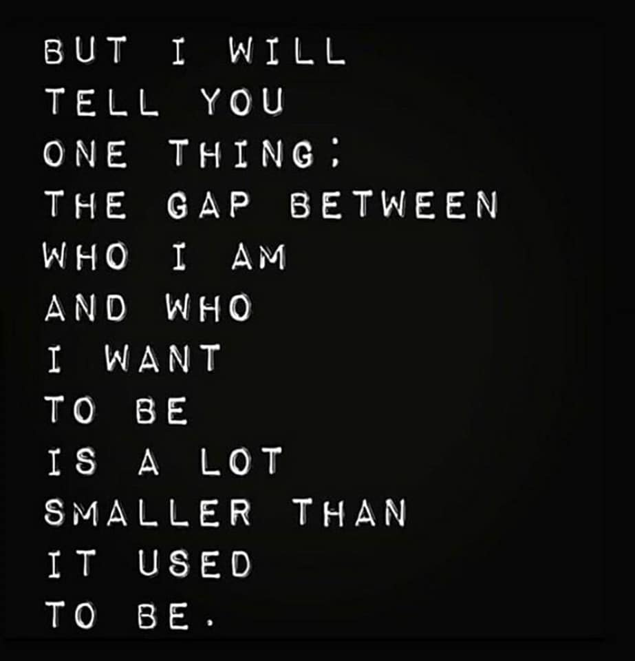 The Gap…
