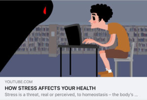 Stress and the damage it can cause…