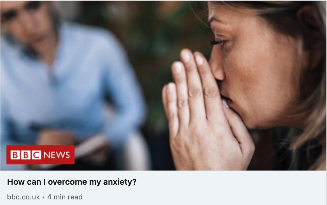Anxiety…